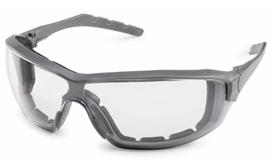 Gateway Safety introduces new hybrid, foam-lined eye protection with OptiFit™ foam technology