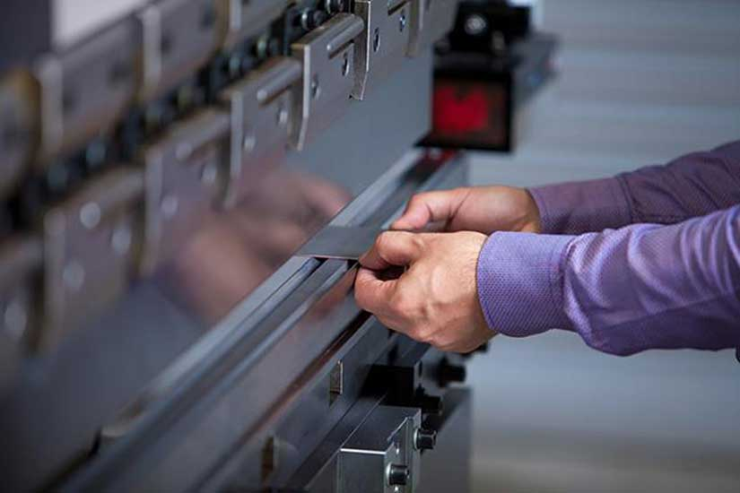 Rockford Systems partners with Lazersafe® to safeguard press brake