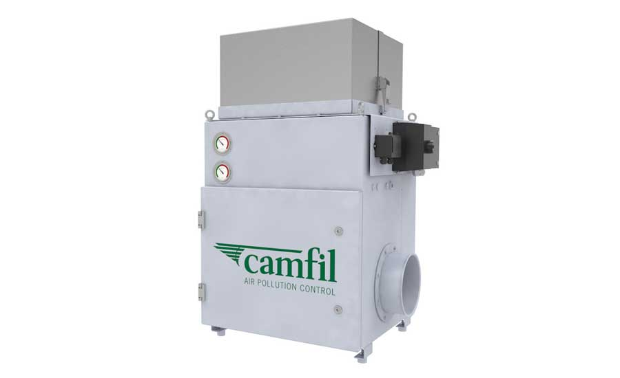 Camfil APC launches affordable, small-footprint mist collector for smaller machine shops