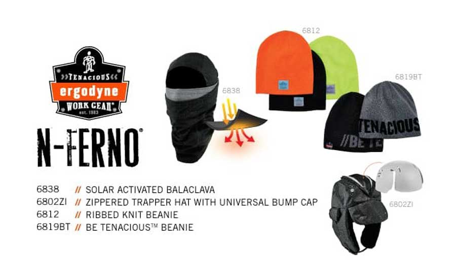 8f0e3a6e Ergodyne prepares workers for winter extremes with new thermal gear. nferno .jpg