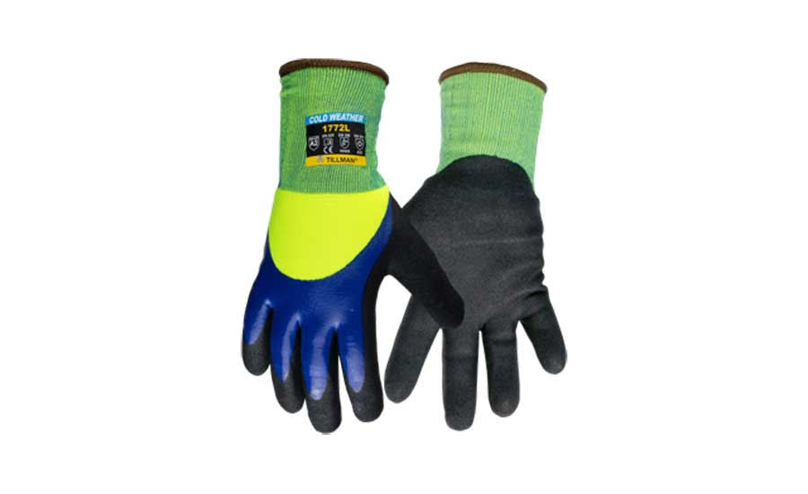 Tillman introduces two cold weather gloves just in time for winter