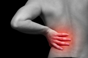 ergonomic injuries can cause back pain