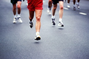 marathon runners  risk of death during race is low