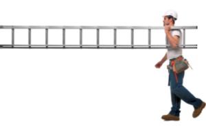 Every day safe ladder use tips 2013 06 26 ishn for A frame ladder safety tips