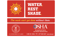 OSHA heat stress campaign